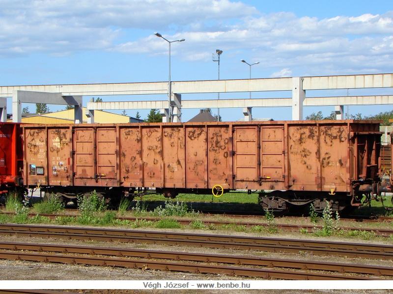 Egy fémhulladék feldolgozó is üzemel itt, ide gyakran magyar Eas kocsikban érkezik az ócskavas fotó