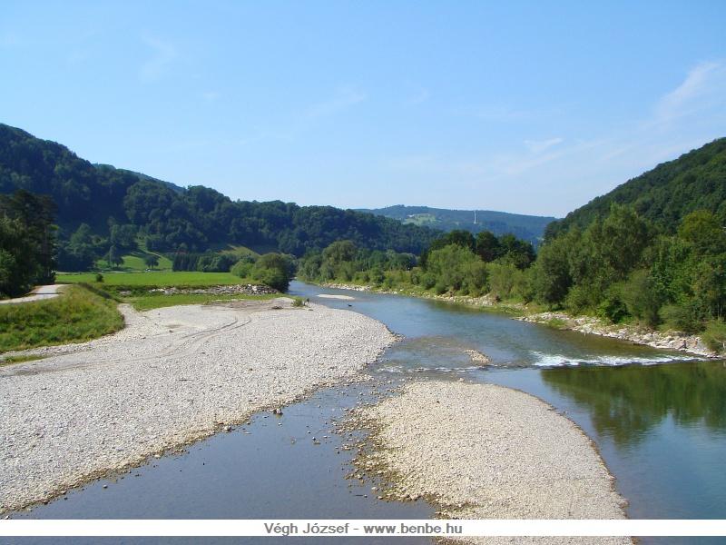 A Traisen folyó fotó