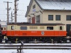 The BB 1099 011-7 <q>Puchenstuben</q> at St. Plten Alpenbahnhof