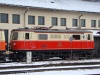 The BB 1099 002-8 <q>Gsing</q> at St. Plten Alpenbahnhof