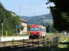 The BB 5047 005-3 at Traisen station