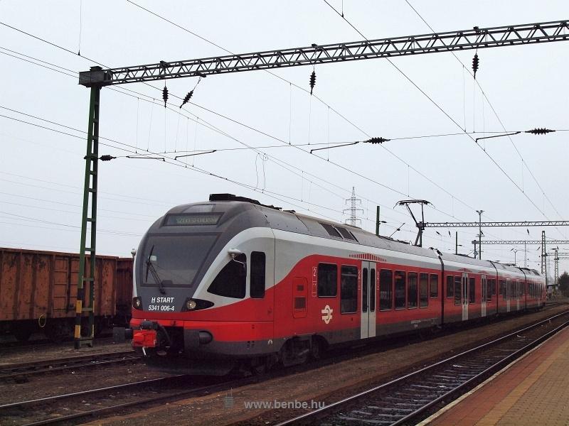 5341 006-4 Veszprémben fotó