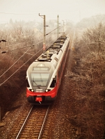 The 5341 022-1 between Mrk and Veszprm