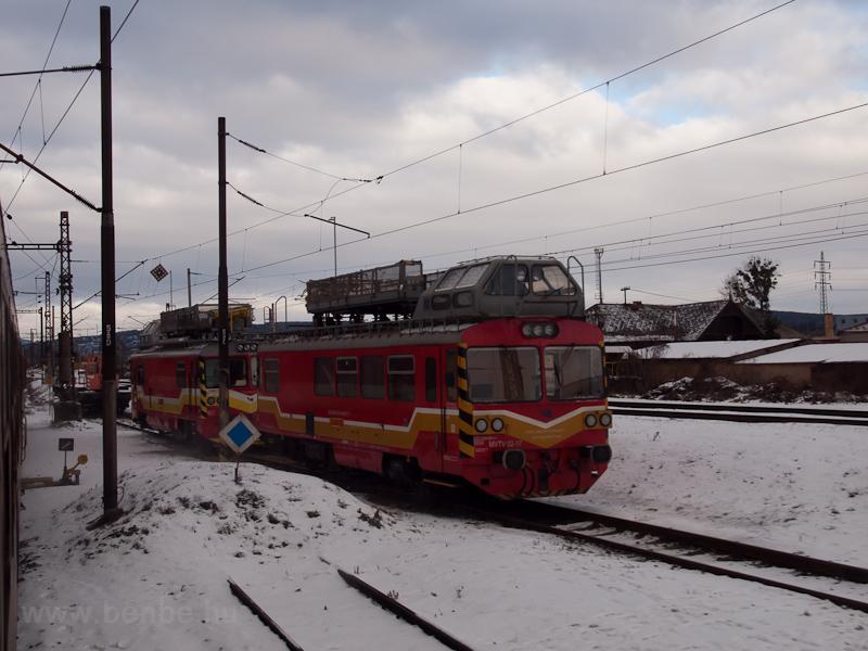 A ŽSR MVTV 02-17 Kassa fotó