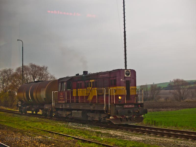 The ŽSSKC 742 246-2 se photo
