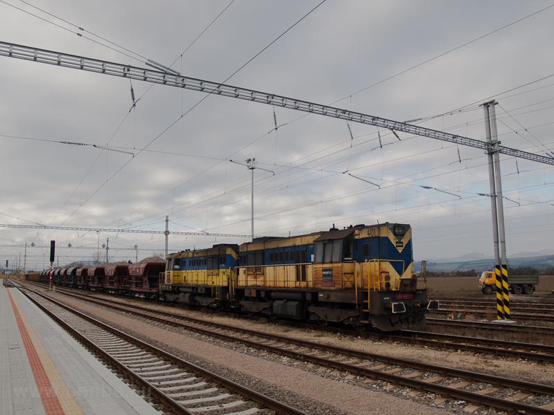 Az AWT Rail 740 401-6 Trenc fotó