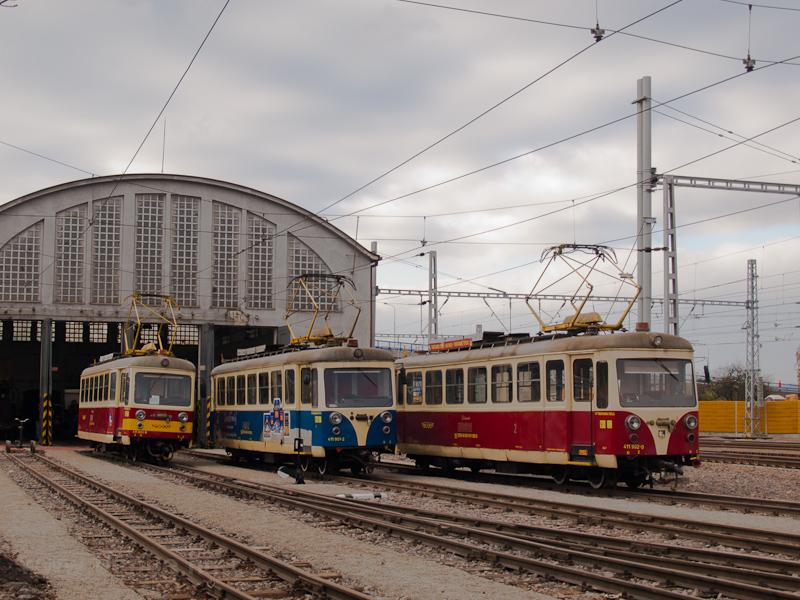 The TREŽ 411 901-2 see picture