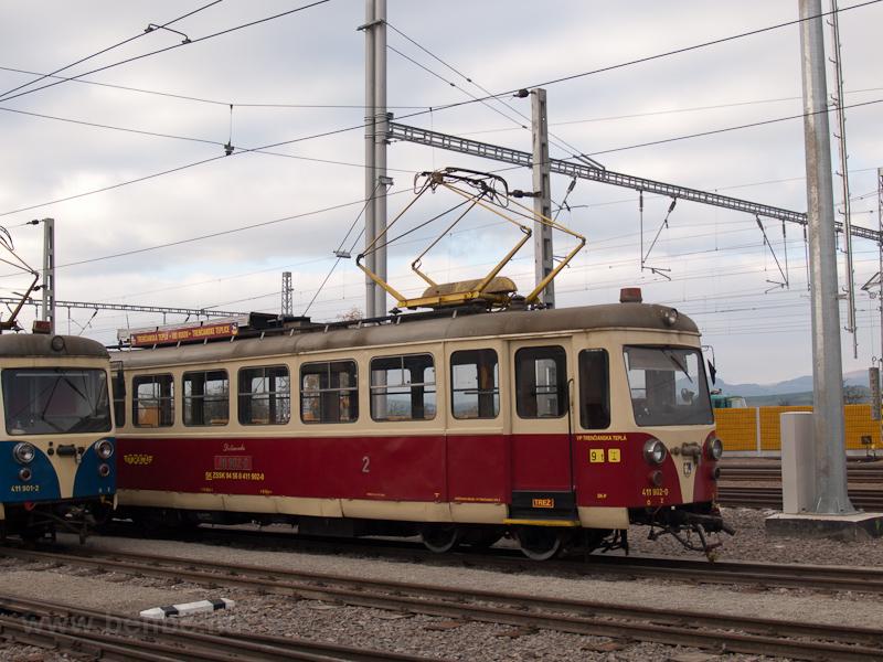 A TREŽ 411 902-0 H! fotó