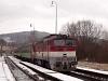 A ŽSSK 754 014-9 Felsőstubnya állomáson