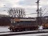 A ŽSR 721 602-1 Kassa állomáson