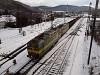 A ŽSSK 131 054-1 Abos-Sároskőszeg állomáson