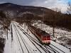 A ŽSSK 163 114-2 Abos-Sároskőszeg állomáson