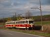 A TREŽ 411 902-0 Kanovna és Trencsénteplicz Lakótelep között