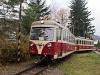 A TREŽ 411 902-0 Trencsénteplicz-fürdő állomáson