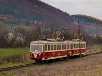 A TREŽ 411 902-0 Hőlak és Kanovna között