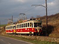 A TREŽ 411 902-0 Trencsénteplicz Lakótelep és Kanovna között