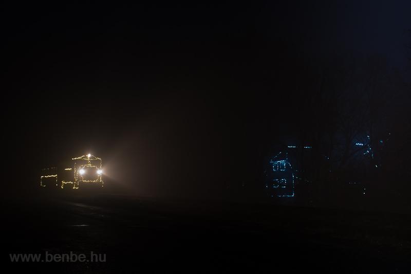 A Királyréti Erdei Vasút Mk48 2031 Hártókút és Börzsönyliget között fotó