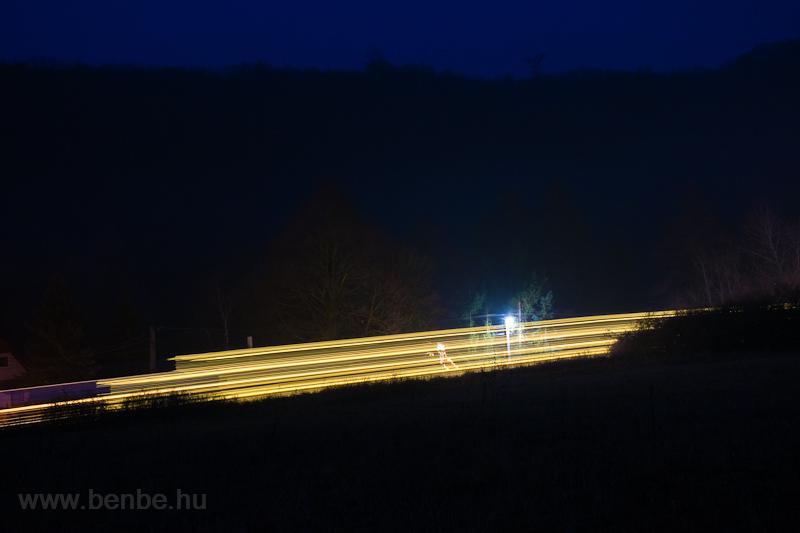 A Királyréti Erdei Vasút Mk48 2031 Szokolya-Mányoki és Hártókút között fotó