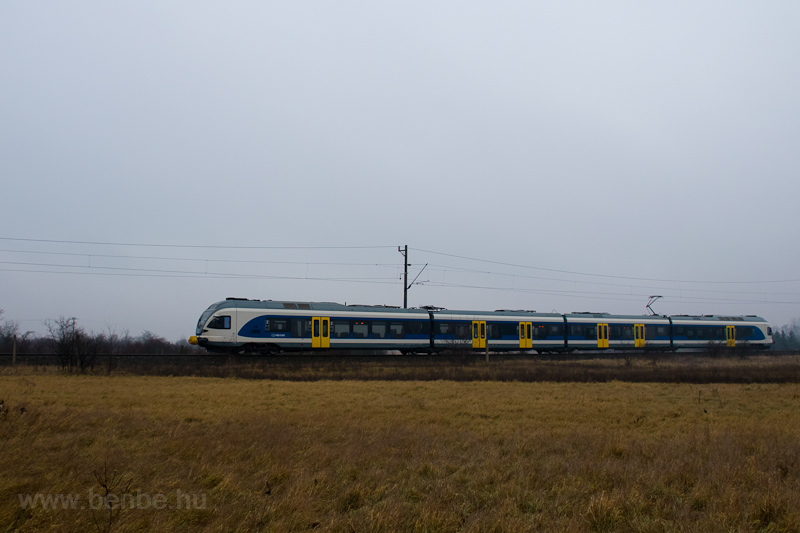 The MÁV-START 415  080 seen photo