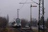 A MÁV-START 415 088 Máriaudvar megállóhelyen