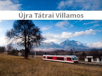 Again riding the Tatra Electric Tram