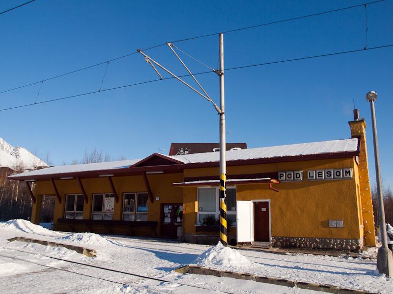 Erdőalja állomás fotó