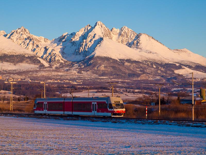 A ŽSSK TEŽ 425 962-8 Alsóerdőfalu és Nagyszalók között fotó