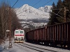 Again riding the Tatra Electric Tram