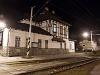 Tátralomnic állomás épülete a kisvasúton