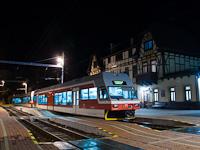 A ŽSSK TEŽ 425 960-2 Ótátrafüred állomáson