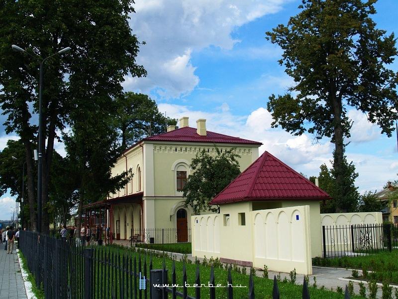 Vadul-Siret vasútállomás fotó