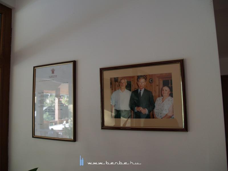 Popas Bucovina Hotel - a Walesi herceg is vendégük volt fotó