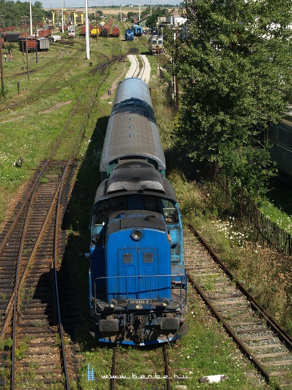 80-0383-2 indul Hadikfalváról fotó