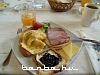 Buffet breakfast at Popas Bucovina