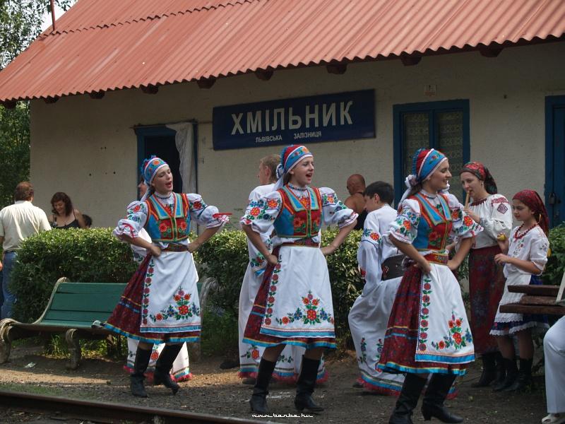 Folklóhmüsoh Komlóson fotó