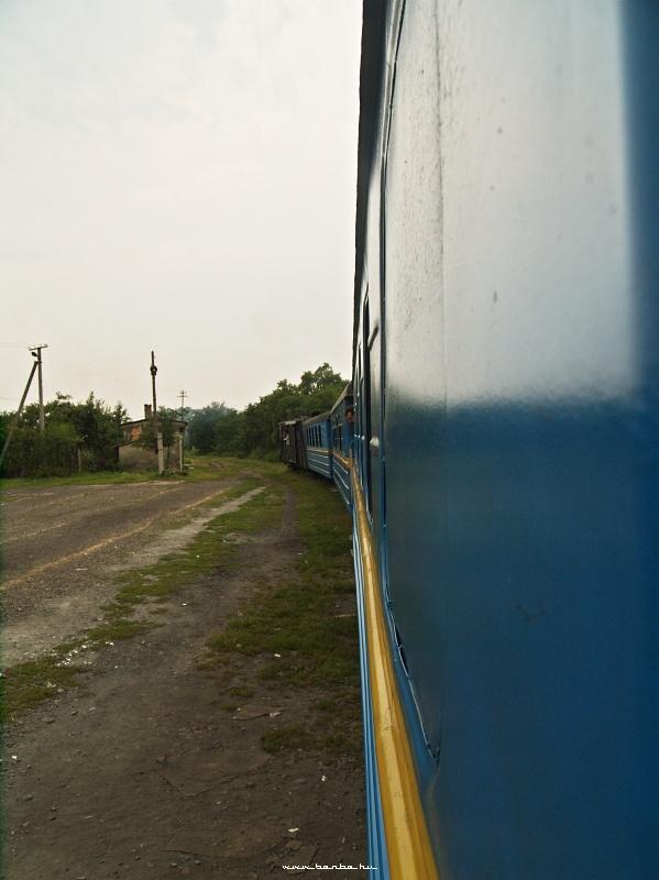 Megálló Beregkisfaludon (Сільце) fotó