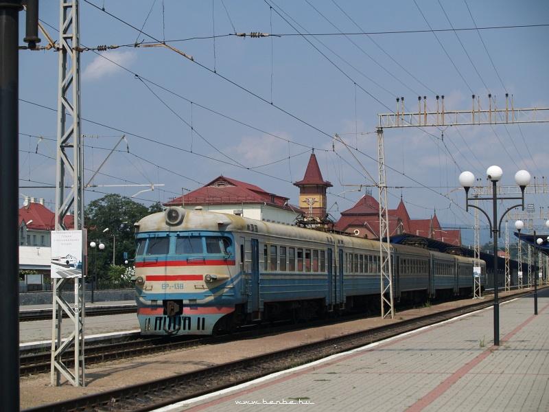 ER 2  138 Ungváron fotó