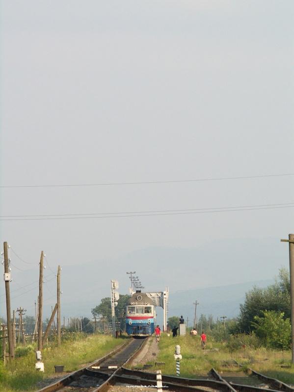 D1 756-3 Bustyaháza állomáson fotó