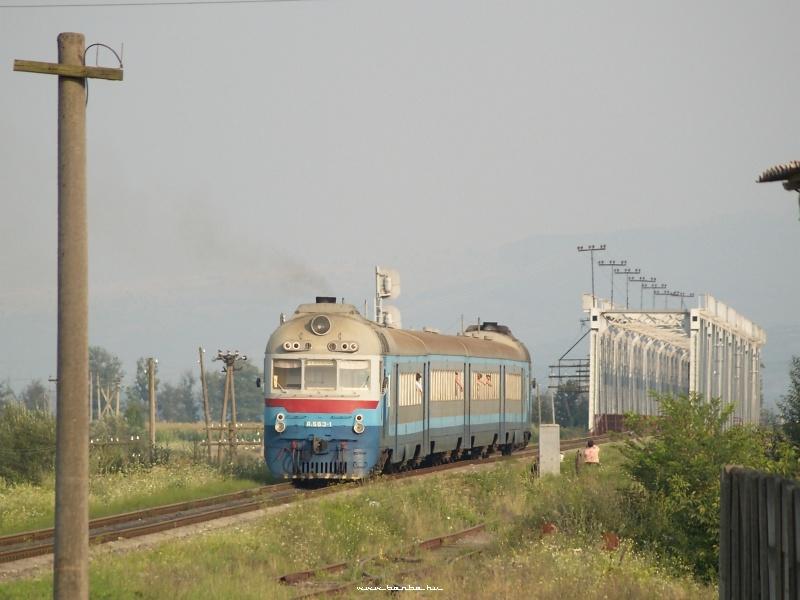 D1 563-1 a Talabor hídjánál fotó