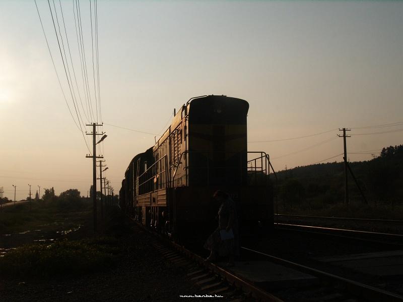 CSME3-3373 Aknaszlatina-2 állomáson fotó