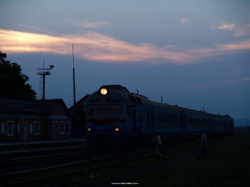 D1 563-1 Aknaszlatina-1 állomáson fotó