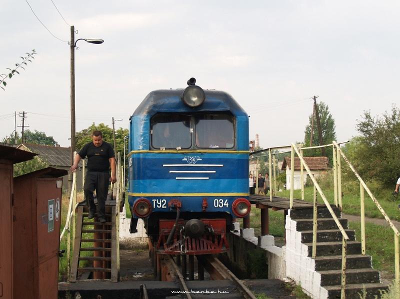 TU2 034 Beregszászon fotó