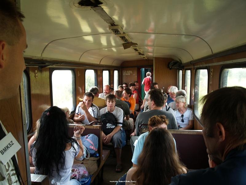 Utazás a Beregszászi Kisvasúton fotó