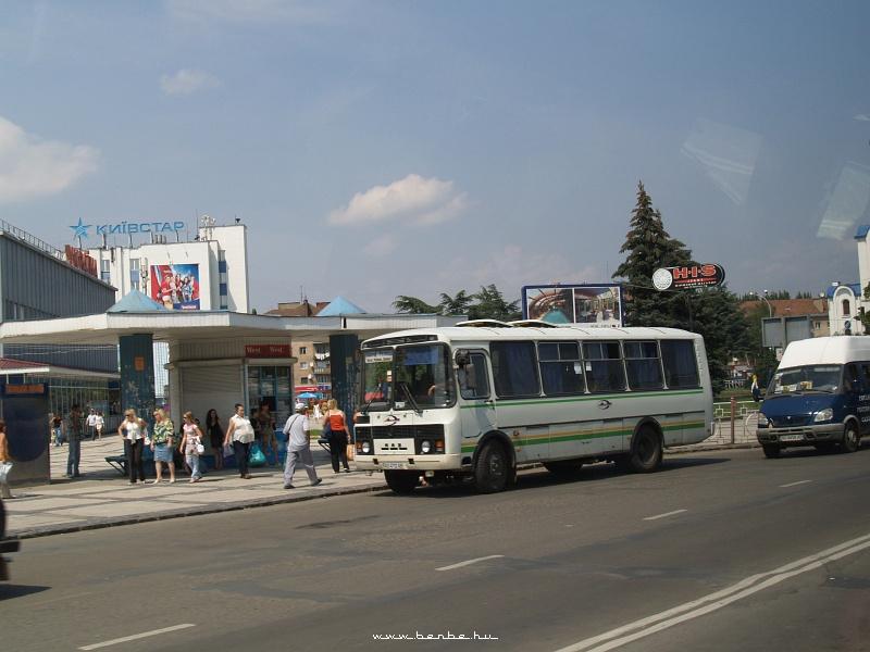 Ungvári (Ужгород) iránytaxi fotó