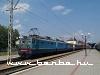 A lembergi gyors Ungváron, élén a VL10 1485-tel
