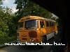 Kisbusz valahol Perecseny és Ungvár között