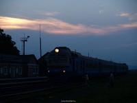 D1 563-1 Aknaszlatina-1 állomáson