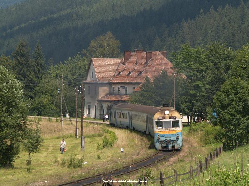 D1 607-1 Tatarov megállóban fotó