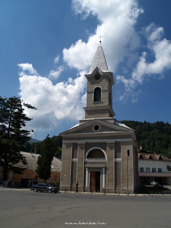 Rahó katolikus temploma fotó