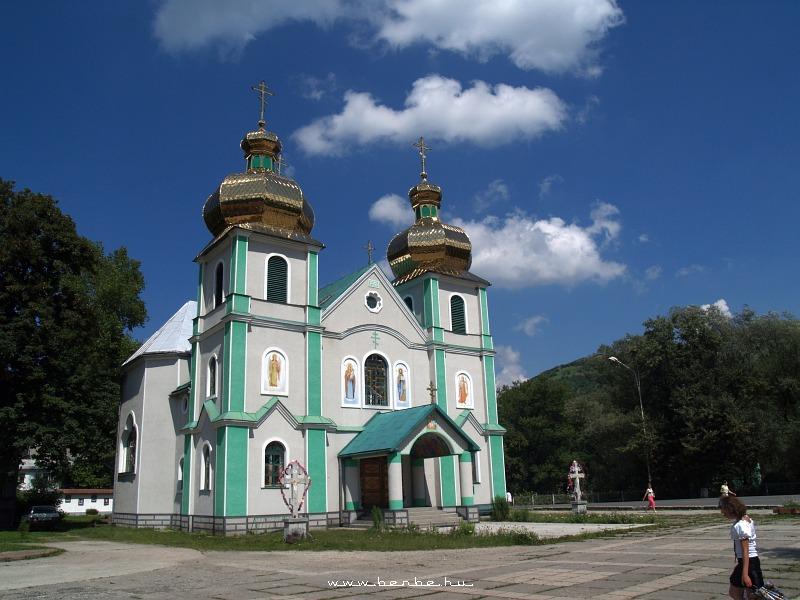 Az ortodox templom újra fotó